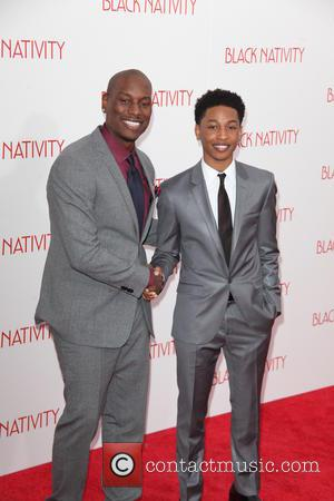 Tyrese Gibson and Jacob Latimore