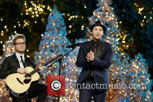 Gavin DeGraw - Celebrities attend The Grove's 11 Annual Christmas Tree Lighting Spectacular Presented by Citi at The Grove. -...