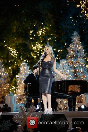 Jewel - Celebrities attend The Grove's 11 Annual Christmas Tree Lighting Spectacular Presented by Citi at The Grove. - Los...
