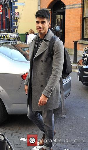 Siva Kaneswaran - The Wanted arrive at their Dublin hotel - Dublin, Ireland - Tuesday 19th November 2013
