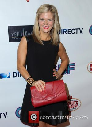 Arden Myrin - Premiere of 'G.B.F' held at Chinese 6 Theatres - Arrivals - Los Angeles, California, United States -...