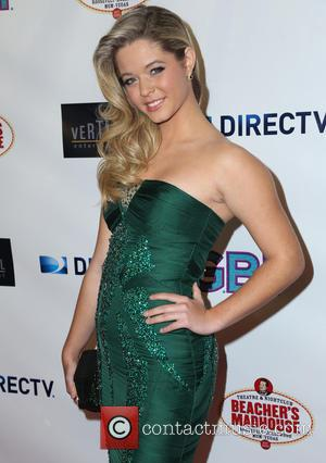 Sasha Pieterse - Premiere of 'G.B.F' held at Chinese 6 Theatres - Arrivals - Los Angeles, California, United States -...