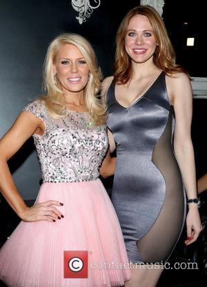 Gretchen Rossi and Maitland Ward