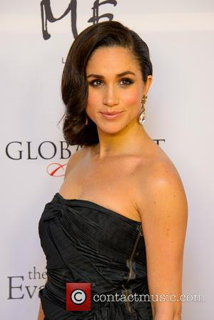Meghan Markle - The 4th Annual Global Gift Gala held at ME hotel - Arrivals - London, United Kingdom -...