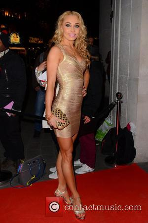 Iveta Lukosiute - The 4th Annual Global Gift Gala held at ME hotel - Arrivals - London, United Kingdom -...