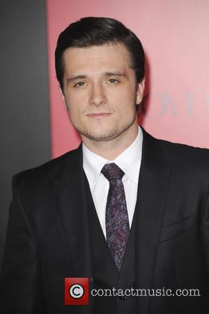 Josh Hutcherson - The Hunger Games Catching Fire Premiere - Los Angeles, California, United States - Tuesday 19th November 2013