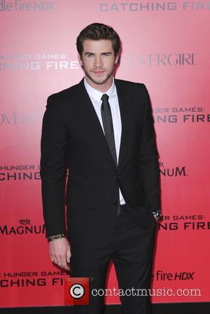 Liam Hemsworth - The Hunger Games Catching Fire Premiere - Los Angeles, California, United States - Tuesday 19th November 2013