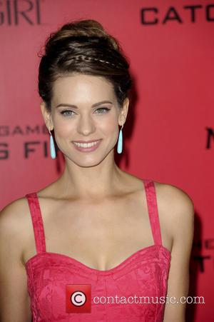 Lyndsy Fonseca, Hunger Games: Catching Fire Premiere