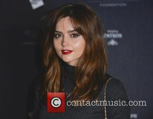 Jenna Louise Coleman - Private viewing of 'Isabella Blow: Fashion Galore!' exhibit at Somerset House - Arrivals - London, United...
