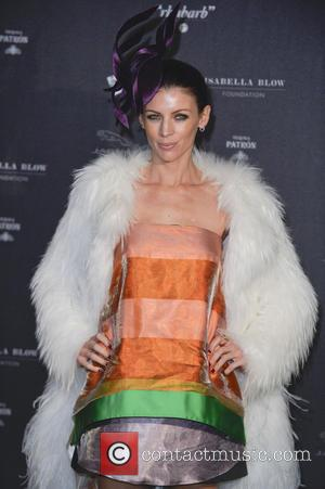 Liberty Ross - Private viewing of 'Isabella Blow: Fashion Galore!' exhibit at Somerset House - Arrivals - London, United Kingdom...