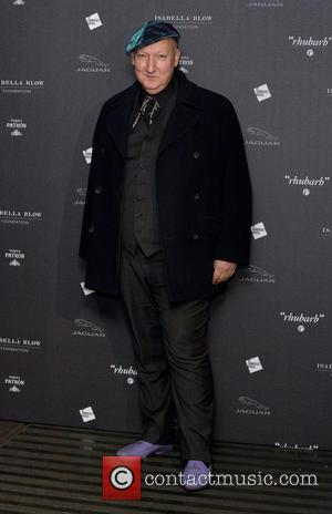 VIP - Private viewing of 'Isabella Blow: Fashion Galore!' exhibit at Somerset House - Arrivals - London, United Kingdom -...