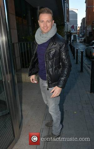 Nicky Byrne - New father Nicky Byrne & comedian Pat Shortt at Today FM for The Ray Darcy Show... -...