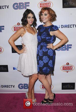 Allison Paige and Andrea Bowen