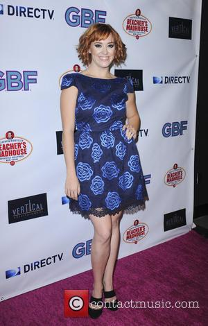 Andrea Bowen - Premiere of 'G.B.F' - Arrivals - Los Angeles, California, United States - Tuesday 19th November 2013