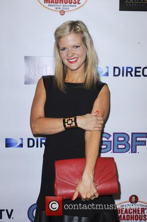 Arden Myrin - Premiere of 'G.B.F' - Arrivals - Los Angeles, California, United States - Tuesday 19th November 2013
