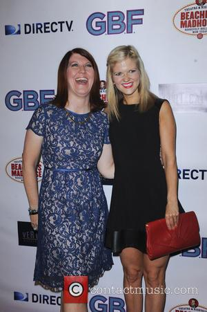 Kate Flannery and Arden Myrin - Premiere of 'G.B.F' - Arrivals - Los Angeles, California, United States - Tuesday 19th...