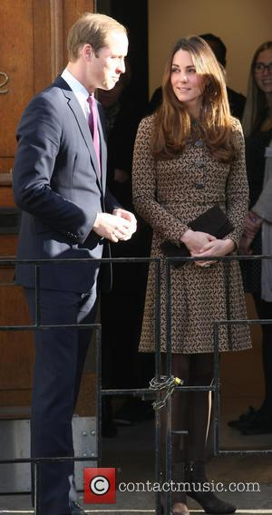 Kate Middleton, Prince William and Duchess Of Cambridge