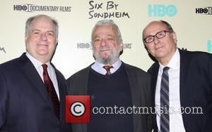 Frank Rich, Stephen Sondheim and James Lapine