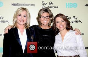Jamie Colby, Ashleigh Banfield and Elizabeth Cohen