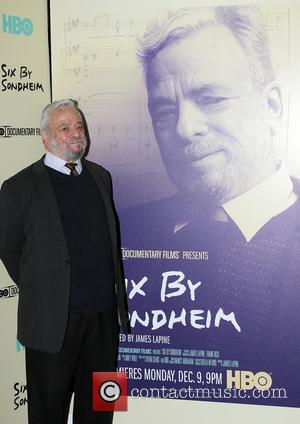 Stephen Sondheim - The New York Premiere of the HBO documentary Six By Sondheim, held at the Museum of Modern...