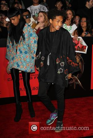 Willow Smith and Jaden Smith -