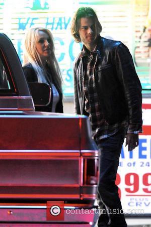 Britney Spears and Alexander Kjellevik