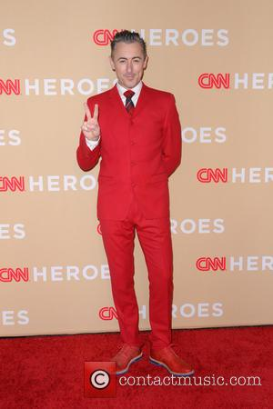 Alan Cumming - 2013 CNN Heroes: An All Star Tribute - Red Carpet Arrivals - Manhattan, New York, United States...