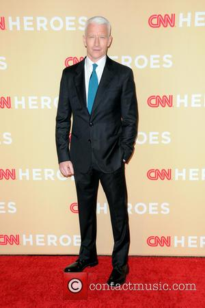 Anderson Cooper - 2013 CNN Heroes: An All Star Tribute - Red Carpet Arrivals - Manhattan, New York, United States...