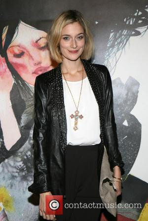 Caitlin FitzGerald - alice + olivia by Stacey Bendet & David Choe present a Night of Fashion and Art held...