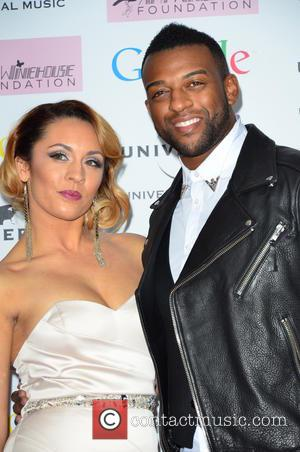 Oritse Williams and Aimee Jade - The Amy Winehouse Foundation Ball held at the Dorcester - Arrivals - London, United...