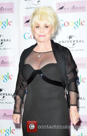 Barbara Windsor - The Amy Winehouse Foundation Ball held at The Dorcester - Arrivals - London, United Kingdom - Wednesday...