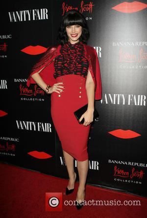 Jessica Pare - Banana Republic, L'Wren Scott And Krista Smith Celebrate The Launch Of The Banana Republic L'Wren Scott Collection...