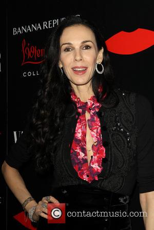 L'Wren Scott - Banana Republic, L'Wren Scott And Krista Smith...