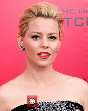 Elizabeth Banks - Hunger Games Catching Fire NYC Premiere