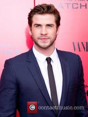 Liam Hemsworth - Hunger Games Catching Fire NYC Premiere - New York, New York, United States - Wednesday 20th November...