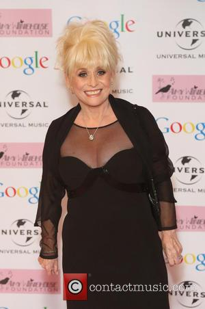 Barbara Windsor - The Amy Winehouse Foundation Ball held at The Dorchester - Arrivals - London, United Kingdom - Wednesday...