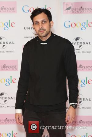 Dynamo - The Amy Winehouse Foundation Ball held at The Dorchester - Arrivals - London, United Kingdom - Wednesday 20th...