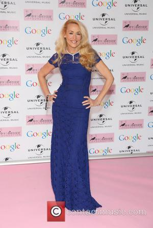 Jerry Hall - The Amy Winehouse Foundation Ball held at The Dorchester - Arrivals - London, United Kingdom - Wednesday...