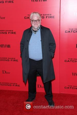 Philip Seymour Hoffman - special screening of 'The Hunger Games: Catching Fire' on November 20, 2013 in New York City....