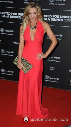 Catherine Tyldesley - Celebrities arrive at Manchester United Football Club, Old Trafford, Manchester for the 14th annual United for UNICEF...