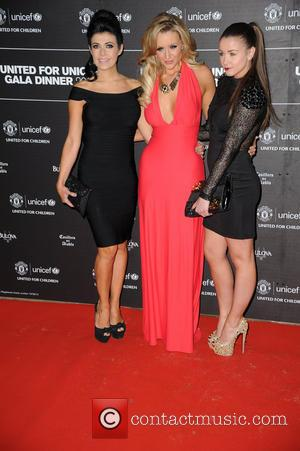 Kym Marsh, Brooke Vincent and Caterine Tyldesley