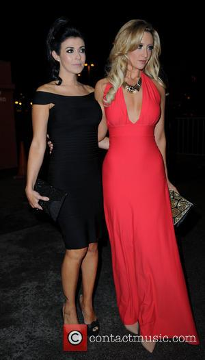 Kym Marsh and Catherine Tyldesley