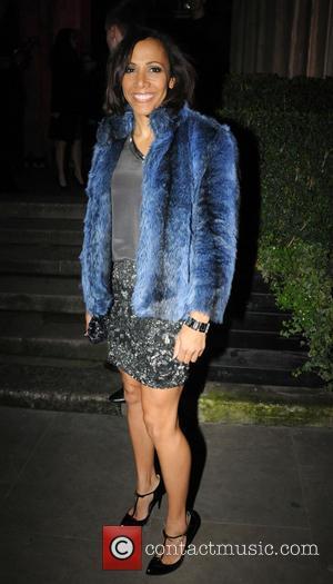 Dame Kelly Holmes - The London Cabaret Club - Arrivals - London, United Kingdom - Thursday 21st November 2013