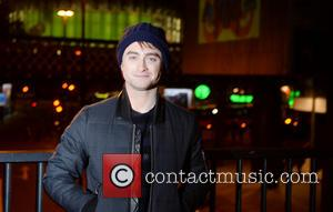 Daniel Radcliffe - Daniel Radcliffe at a photocall for Kill Your Darlings Cut Up Exhibition at Waterloo Station - London,...