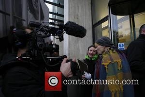 Dame Vivienne Westwood - Mandatory credit: Jiri Rezac/Greenpeace - London, United Kingdom - Thursday 21st November 2013