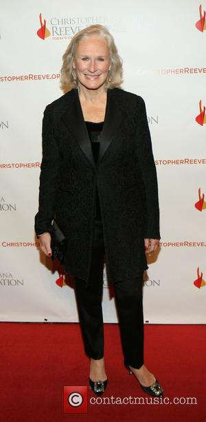 Glenn Close - Christopher & Dana Reeve Foundation's A Magical Evening Gala held at Cipriani Wall Street - New York,...