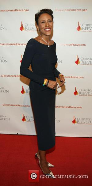 Robin Roberts - Christopher & Dana Reeve Foundation's A Magical Evening Gala held at Cipriani Wall Street - New York,...