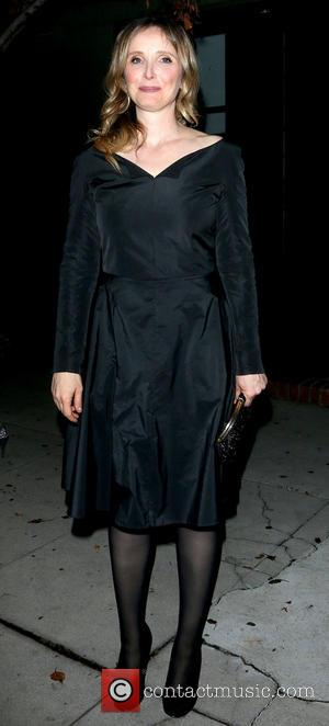 Julie Delpy - Celebrities leave The Hollywood Foreign Press Association & InStyle's Miss Golden Globe event - Los Angeles, California,...