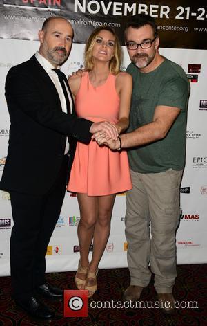 Javier Camara, Amaia Salamanca and Jesus Monllao