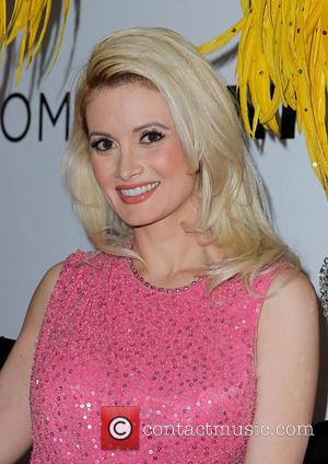 Holly Madison - HomeFront Red Carpet Premiere at Planet Hollywood Resort and Casino Las Vegas, NV - Las Vegas, Nevada,...